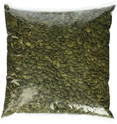 Raw Shelled Pumpkin Seeds-Pepitas, 3 lb