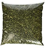 Raw Shelled Pumpkin Seeds-Pepitas, 3 lb