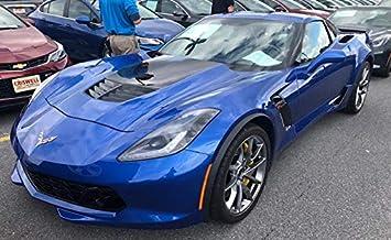 C6 Corvette Carbon Fiber Coolant//Surge Tank Cover