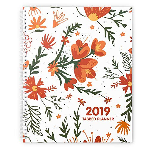 2019 Planner weekly and monthly - 8.5