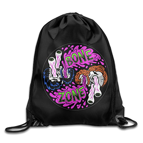 Price comparison product image About The Bone Zone Logo Drawstring Backpack Bag