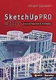 capa de SketchUp Pro 2016. Ensino Prático e Didático