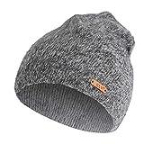Fashion Hats for Women Men,Winter Warm Baggy Crochet Wool Knit Ski Beanie Hat Slouchy Skull Caps