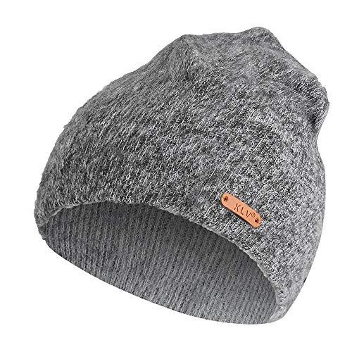 Dressin_Hat Men Women Baggy Warm Crochet Winter Wool Knit Ski Beanie Skull Slouchy Caps ()