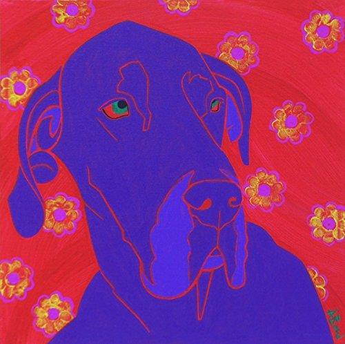 Original Dog Pop Art - Great Dane Pop Art Print - Dog POP Art - 11