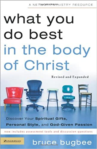 What you do best in the body of christ discover your spiritual what you do best in the body of christ discover your spiritual gifts personal style and god given passion bruce l bugbee 9780310257356 amazon fandeluxe Choice Image