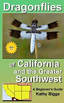 Dragonflies of California and the Greater Southwest   A Beginner's Guide by [Biggs, Kathy]