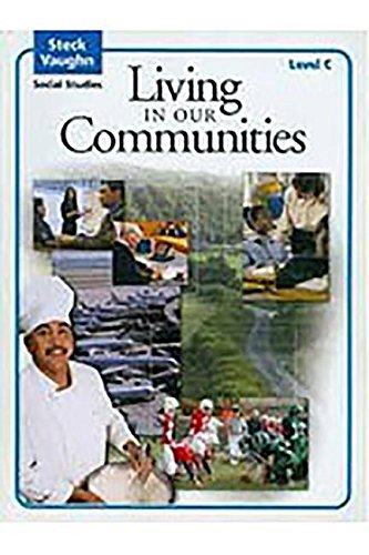 Download Steck-Vaughn Social Studies © 2004: Teachers Guide Living in Communities 2004 pdf