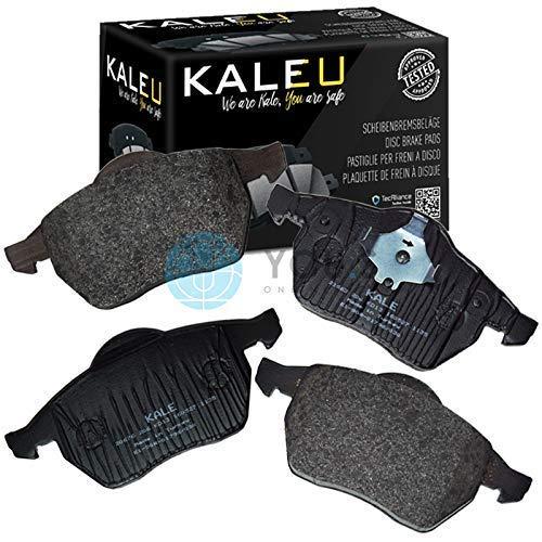 Kale 1J0698151L Front Axle Set of Brake Pads Brake Pads: