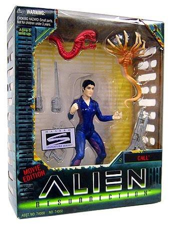 Alien Resurection Call Figure Fao Schwarz Exclusive Kenner