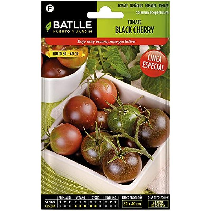 Semillas Hortícolas - Tomate Black Cherry - Batlle