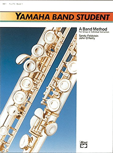 - Yamaha Band Student, Book 1: Flute (Yamaha Band Method)