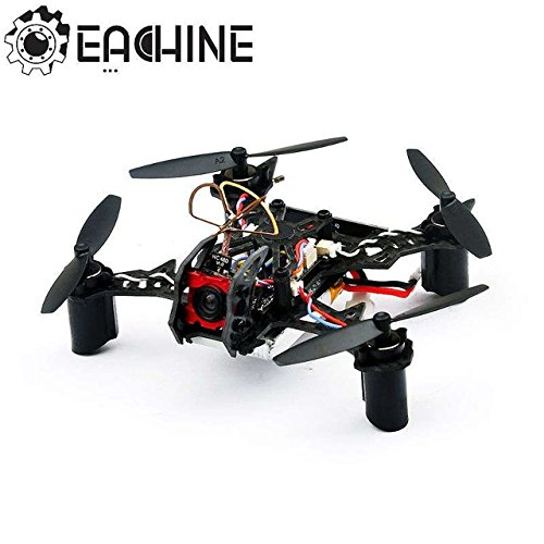 Toy, Play, Fun, Hot New Eachine BAT QX105 w/ AIOF3_BRUSHED OSD 600TVL CAM 1020 Motor Buzzer Micro FPV Racing Quadcopter BNFChildren, Kids, Game