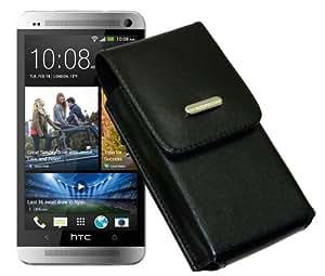 Funda para/HTC Desire 310/de piel vertical con una trabilla en la Parte Trasera