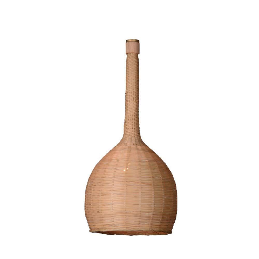 JZX Pastoraler Kreativer Bambusleuchter, Südostasiatischer Artleuchter, Gaststätte Und Bett, Teehaus, Klubhaus, Balkonleuchter