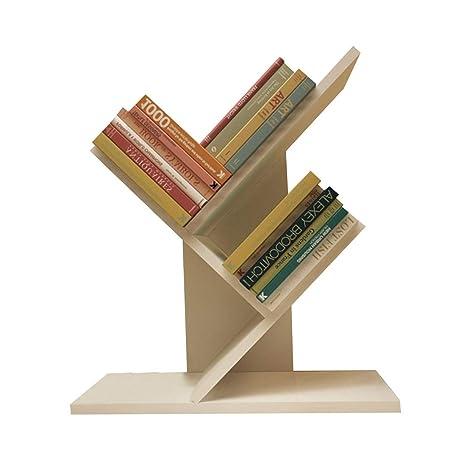 OIURV - Estantería para Libros, Escritorio, Soporte para CD, revistero y archivador,