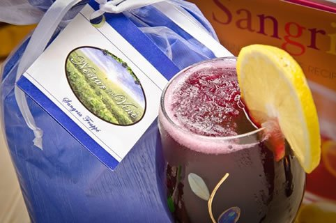 Wine Slushy Mix and Cocktail (Sangria) (Slushy Mix compare prices)