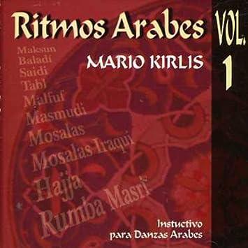 ritmos arabes vol 1-mario kirlis