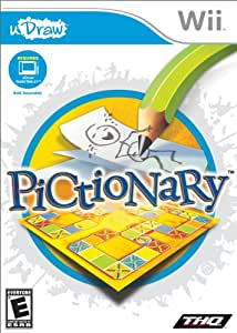 Pictionary - uDraw - Wii Standard Edition