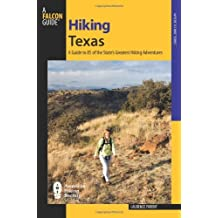 Hiking Texas