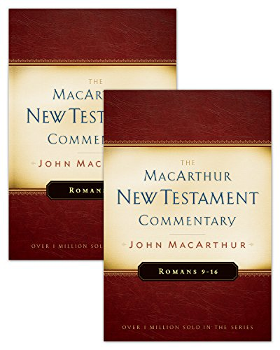 Romans 1-16 MacArthur New Testament Commentary Two Volume Set (MacArthur New Testament Commentary Series Book 1)