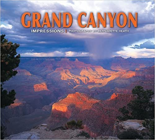 Book Grand Canyon Impressions by photography by Bernadette Heath (2005-02-01)