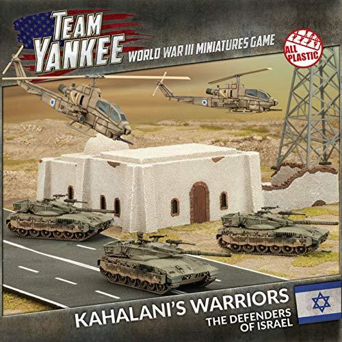 Team Yankee: Oil War: Israel: Kahalani's Warriors (TISAB01)