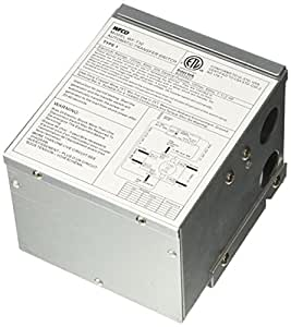 WFCO T30 30 Amp Transfer Switch: Amazon.ca: Automotive
