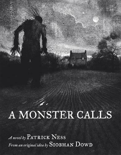 """""""A Monster Calls"""" av Patrick Ness"""