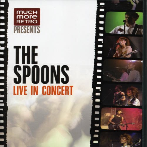 DVD : The Spoons - The Spoons: Live In Concert