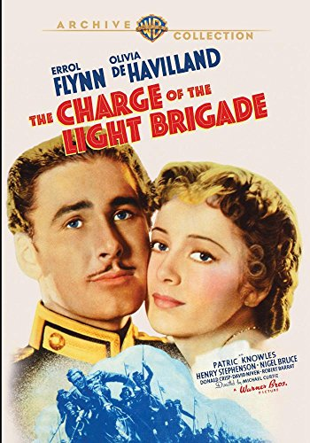 - The Charge of the Light Brigade (1936)