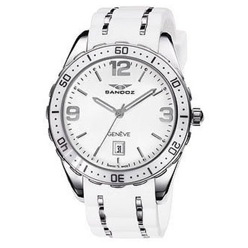 Reloj Sandoz Le Chic 81286-00 Mujer Blanco