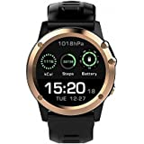H1 Smart Watch Android 5.1 OS Smartwatch MTK6572 512MB RAM 4GB ROM GPS SIM 3G Heart
