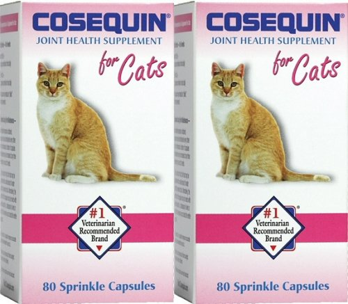cosequin feline for cats 80 ct x 2 pk price comparison. Black Bedroom Furniture Sets. Home Design Ideas