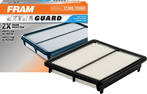 FRAM CA10468 Extra Guard Panel Air Filter (Accord 2008 Horsepower Honda)