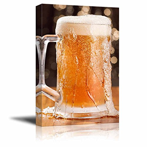 Beer in a Beer Mug Wall Decor ation