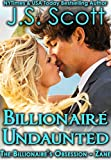 Bargain eBook - Billionaire Undaunted