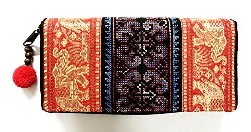 Louis Vuitton Red Handbag - 7
