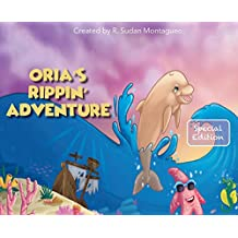 Oria's Rippin' Adventure (Ocean Bowl: The beautiful game in the sea)