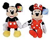 """Best Disney Gifts For Boyfriends - Disney Mickey and Minnie Mouse 9"""" Bean Plush Review"""
