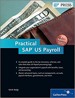 Amazon practical sap us payroll 9781592294213 satish badgi practical sap us payroll fandeluxe Choice Image