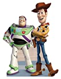 Arts & Crafts : Toy Story - Buzz and Woody Stand Up
