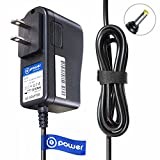 T POWER Ac Dc Adapter Charger Compatible w/Vtech Safe & Sound Baby Monitor DM221-2 PU (Parent Unit) & DM221-2 BU (Baby Unit) Replacement power supply cord