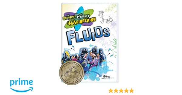 Amazon.com: The Science of Disney Imagineering: Fluids Classroom ...