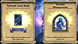 Hearthstone Tyrande Avatar and Whisperwind Card Back Digital Code Twitch Prime Exclusive Limited Quantity