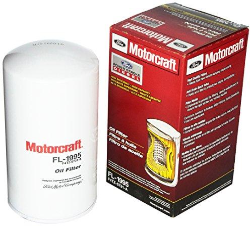 Motorcraft FL-1995 Oil Filter (Best Oil Filter For 7.3 Powerstroke)