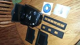 NEW! SVP PS9000 black Digital Film 35mm Negative & Slides Scanner