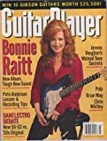 img - for Guitar Player Magazine, Issue 343, Volume 32, No. 7, July 1998 - Bonnie Raitt front cover book / textbook / text book
