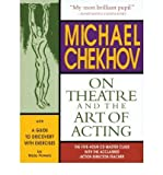 img - for Michael Chekhov on Theatre and the Art of Acting: The Five-hour Master Class (Paperback) - Common book / textbook / text book