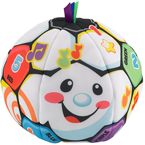51 piPyXBIL - Fisher-Price Laugh & Learn Singin Soccer Ball